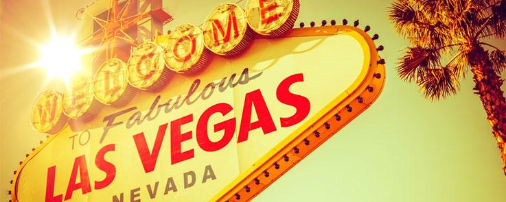 welcome to Las Vegas Nevada